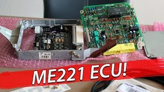 Download ME221 ECU Unboxing & Install.. Why not MegaSquirt?! || Boosted Miata Build || Video