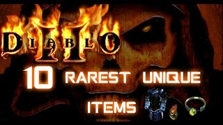 Download 10 Rarest Unique Items in Diablo 2 - Xtimus Video