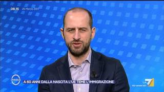 Download Omnibus - A 60 anni dalla nascita l'UE teme l'immigrazione (Puntata 25/03/2017) Video