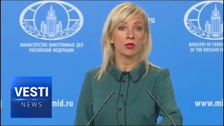 Download Powerful Putdown: Maria Zakharova Buries Salisbury Accusations Once and For All Video