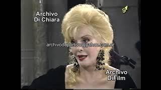 Download Isabel Sarli y Libertad Leblanc con Mirtha Legrand 1994 DiFilm Video