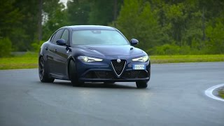 Download Chris Harris Drives The Alfa Romeo Giulia Quadrifoglio - Chris Harris Drives - Top Gear Video