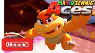 Download Mario Tennis Aces - Characters Announcement - Nintendo Switch Video