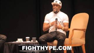 Download FLOYD MAYWEATHER SAYS AMIR KHAN THINKS HE CAN FIGHT CANELO LIKE HIM; WARNS SHOULD HAVE FOUGHT BROOK Video