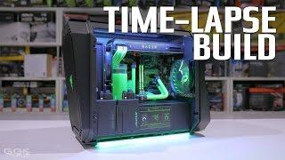Download #0160 - Antec Cube - Razer Edition Time-lapse Build Video