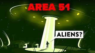 Download What Happens At & What Do We Know About Area 51? Video