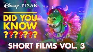 Download Pixar Short Films Collection Vol. 3 | Pixar Did You Know by Disney•Pixar Video