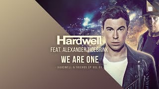 Download Hardwell feat. Alexander Tidebrink - We Are One Video