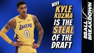 Download Why KYLE KUZMA Is The STEAL of the DRAFT Video