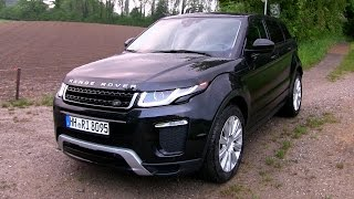 Download 2016 Range Rover Evoque TD4 (150 HP) TEST DRIVE | by TEST DRIVE FREAK Video