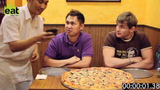 Download Eat Central - Paisanos Pizzeria Hong Kong - 24″ Pizza Challenge Video