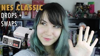 Download NES Classic Edition Drops and Swaps! | Erika Szabo Video