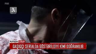 Download QAŞIQÇI SERİALDA GÖSTƏRİLDİYİ KİMİ DOĞRANILIB Video