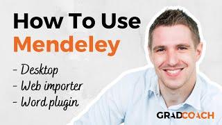 Download How to use Mendeley Desktop, Web Importer & MS Word Plugin (Full Tutorial) Video