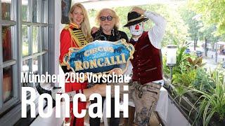 Download Roncalli Pressekonferenz:Circus Roncalli mit ″Storyteller: Gestern, heute, morgen″ 2019 in München Video