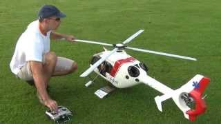 Download Vario EC 135 PHT 3 Startup and flight Video