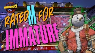 Download M FOR MATURE!! - LEGENDARY GEAR DROPS & FUNNY MOMENTS #Borderlands 2 Video