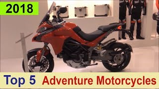 Download Top 5 Adventure Motorcycles for 2018 Video