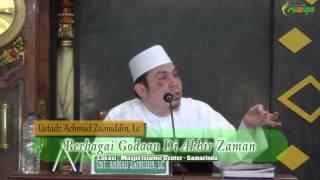 Download Ust. Achmad Zainuddin - Berbagai Godaan Di Akhir Zaman Video