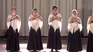 Download Coro de Castañuelas de Barcelona. Gran Jota de la Dolores Video