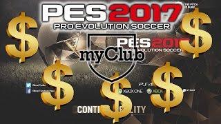 Download Tutorial - Como conseguir bastante GP (dinheiro) no Myclub do PES 2017 Video
