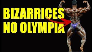 Download AS MAIORES BIZARRICES DO MR OLYMPIA 2018 Video