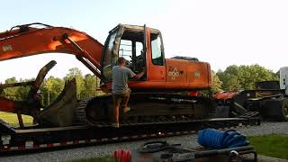 Download I Bought Myself A Hitachi Excavator Video