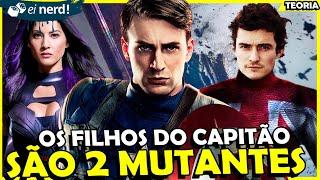 Download CAPITÃO AMÉRICA É O PAI DO CAPITÃO BRITÂNIA? Video