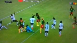 Download [Vidéo] Match en LIVE : Cameroun vs Ghana (1 - 0) | Résumé Video