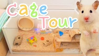Download Cage Tour 🌈 Vanilla's new home! Video