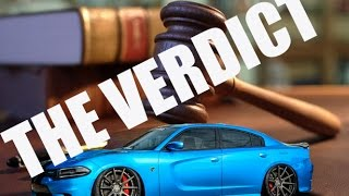 Download The Judge Has A Verdict on my Hellcat Video