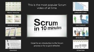 Download Intro to Scrum in Under 10 Minutes Video