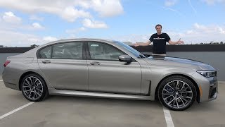 Download The 2020 BMW 750i Is BMW's New Flagship Luxury Sedan Video