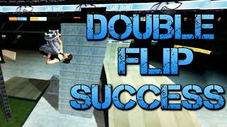 Download Skate 3 - Part 16 | DOUBLE FLIP SUCCESS | Skate 3 Funny Moments Video