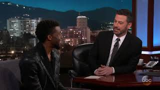 Download Chadwick Boseman on Black Panther Premiere Video