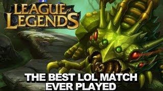Download The Best LoL Match Ever Played Video