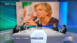 Download Omnibus - Taxi: prima la guerra poi la tregua (Puntata 22/02/2017) Video