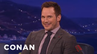 Download Chris Pratt's Filthy German Joke - CONAN on TBS Video