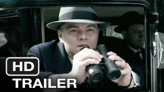 Download J. Edgar (2011) Official Trailer - HD Movie - Leonardo DiCaprio New Film Video