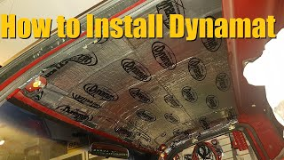 Download Dynamat Xtreme Installation (Sound Deadening Material) | AnthonyJ350 Video