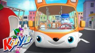 Download Wheels On The Bus + Lots More! | Nursery Rhymes & Kids Songs by KiiYii | KiiYii LIVE Video