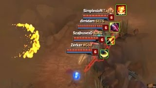 Download LoL Best Moments #180 Bush heaven (League of Legends) Video