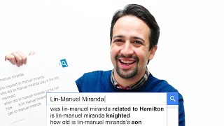 Download Lin-Manuel Miranda Answers the Web's Most Searched Questions   WIRED Video