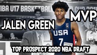 Download HIGHLIGHTS JALEN GREEN (USA) MVP 2018 FIBA WORLD CUP - Full tournament highlights Video