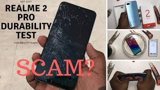 Download Realme 2 Pro -Durability test- Drop test, Bend test, Screen test, Scratch test, Water & Flame test Video