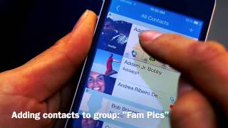 Download How to Create Groups for your iPhone's Contacts Video