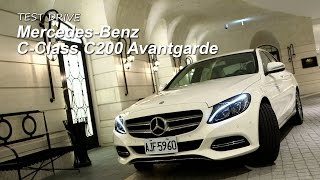 Download Mercedes-Benz C-Class C200 Avantgarde 成熟穩重好爸爸 試駕 Video