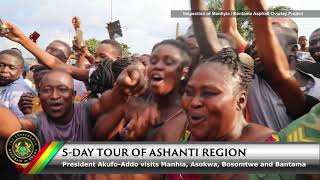 Download 5-Day Ashanti Regional Tour Video
