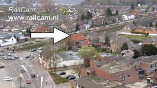 Download Torenspits panorama Mierlo Hout Video