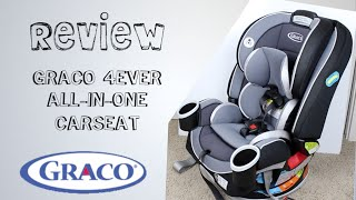 Download GRACO 4Ever Convertible Carseat [Product Review] Infant, Convertible, Booster, and Backless Booster Video